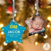 2-Sided A Star Is Born Personalized Ornament - 13446-2