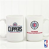 NBA Personalized Mug-15 oz - 13530-L