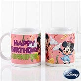 Disney® Personalized Happy Birthday Coffee Mug- 11 oz. - 13564-S