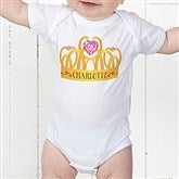 Princess Personalized Baby Bodysuit - 13629-CBB