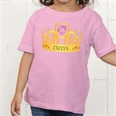 Princess Personalized Toddler T-Shirt - 13629TT