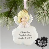 Heaven Sent Precious Moments® Personalized Ornament- Girl - 13661-G