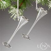 Lenox® Toasting Flutes Ornaments Set