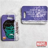 Marvel Faces® Portraits Personalized Luggage Tag Set - 13700