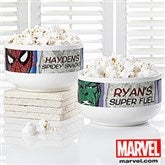 Marvel Retro® Portraits Personalized Bowl - 13702