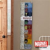 Marvel Faces® Personalized Growth Chart - 13705