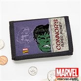 Marvel Retro® Portraits Personalized Wallet - 13706