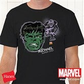 Marvel Retro® Portraits Personalized Hanes® Adult T-Shirt - 13708-AT