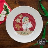 Precious Moments® Personalized Elf Ceramic Plate - 13754