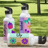 Just For Her Personalized Water Bottle - 13765