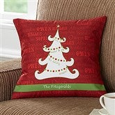 Christmas Tree Personalized 14