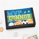 Ready, Set, Score Personalized Wallet - 13958