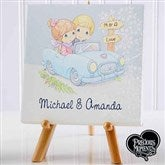 Precious Moments® Romantic Personalized Canvas Print - 13962