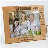Special Grandma Personalized Photo Frame- 8 x 10 - 14025-L
