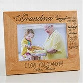 Special Grandma Personalized Photo Frame- 5 x 7 - 14025-M