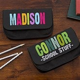 All Mine! Personalized Pencil Case - 14045