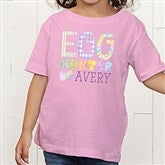Egg Hunter Personalized Toddler T-Shirt - 14079TT