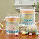 Happy Easter Personalized Melamine Mug - 14082D-M