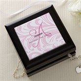 Name Meaning Personalized Keepsake Box - 14143