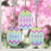 Easter Reflections Family Personalized Suncatcher - 14145