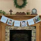 Precious Prayer Personalized Photo Paper Banner - 14159