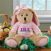 Ears To You Personalized Bunny- Pink - 14181-P