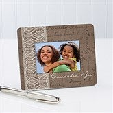 A Mother's Love Personalized Mini Frame