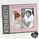 Precious Moments® 1st Communion Personalized Frame - 14239