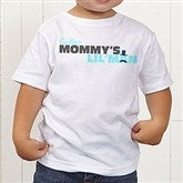 Mommy's Lil' Man Personalized Toddler T-Shirt - 14240-TT