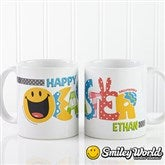 SmileyWorld® Easter Personalized Coffee Mug- 11 oz. - 14247-S