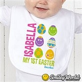 SmileyBaby® First Easter Personalized Bib - 14248-BIB