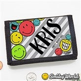 SmileyWorld® Personalized Wallet - 14250