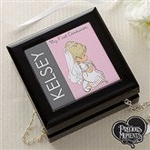 Precious Moments® 1st Communion Personalized Keepsake Box - 14260
