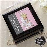 Precious Moments® 1st Communion Personalized Keepsake Box - 14260