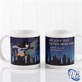 DC Comics® Batman Personalized Coffee Mug- 11 oz. - 14266-S