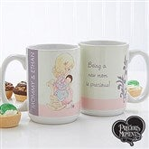 Precious Moments® 1st Mother's Day Personalized Coffee Mug- 15 oz. - 14268-L