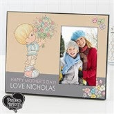 Precious Moments® Flower Bouquet Personalized Frame - 14270