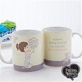 Precious Moments® Flower Bouquet Personalized Coffee Mug- 11 oz. - 14273-S