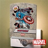 Marvel Retro® Personalized Night Light - 14274