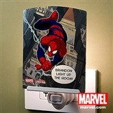 Ultimate Spider-Man® Personalized Night Light - 14276