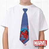 Marvel Retro® Personalized Hanes® Tie Apparel- Youth - 14277-YBT