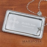 Mariposa® Inspirational Personalized Jewelry Tray - 14291