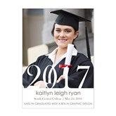 Proud Graduate Personalized Graduation Announcements-Vertical - 14299-V