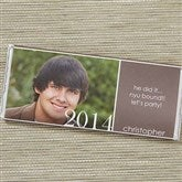 Proud Graduate Photo Candy Bar Wrappers - 14301