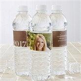 Proud Graduate Personalized Water Bottle Labels - 14302
