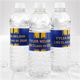 School Spirit! Personalized Water Bottle Labels - 14303
