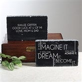 Inspiring Messages Engraved Marble Keepsake - 14306