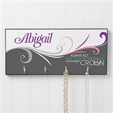 Daily Wit Personalized Necklace Holder - 14364