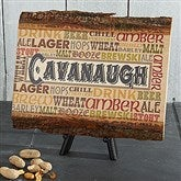 Alehouse Personalized Basswood Planks- Small - 14371-S