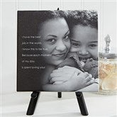 Photo Sentiments For Her Tabletop Canvas Print - 14387